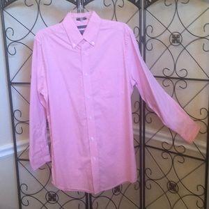 Men's Pink dress shirt